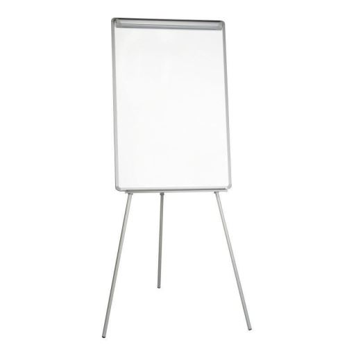 Flipchart magnetic cu trepied BI-Office, 70 x 102 cm