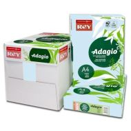 Hartie color Adagio A4, 80 gr, 500 coli/top, albastru pal