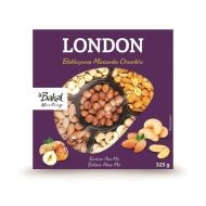 MIX DE ALUNE SI NUCI , BAKAL MEETING LONDON , 325GR , ABAK-013