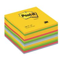 POST-IT CUB ADEZIV 3M 76X76MM 450F ULTRA COLOURS (2030-U)