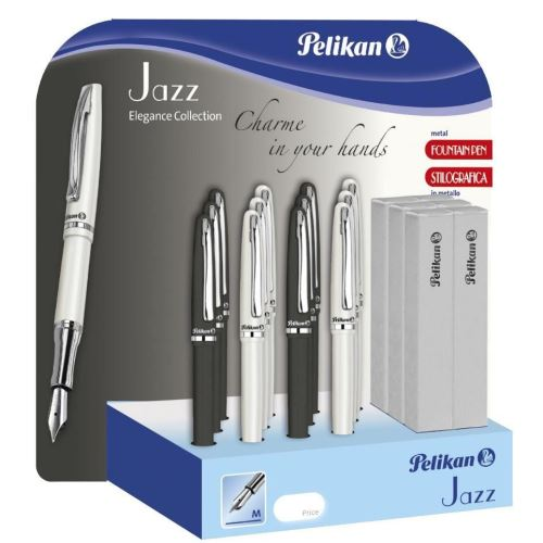 Stilou metalic Pelikan Jazz