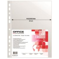 FOLIE PROTECTIE OFFICE PRODUCTS A4 MAXI LARGE 90 MIC 50/SET