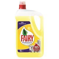 Detergent vase FAIRY Professional 5 litri, uz manual, Lemon