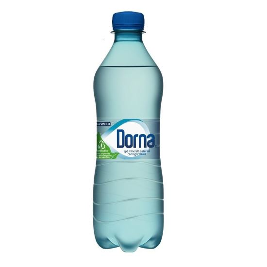 DORNA apa minerala 500 ml, bax 12 x Pet