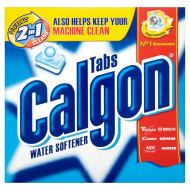 Anticalcar Calgon Protect & Clean, 12 tablete/cutie