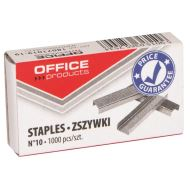 Capse zincate OFFICE Products No. 10, 1000 buc/cutie
